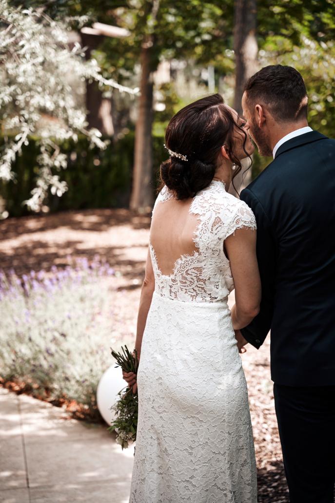Hochzeitsfotos einer Trauung in Wien